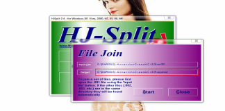 How To Split Or Join Any File