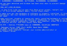 Troubleshoot Blue Screen of Death Errors-techinfoBiT