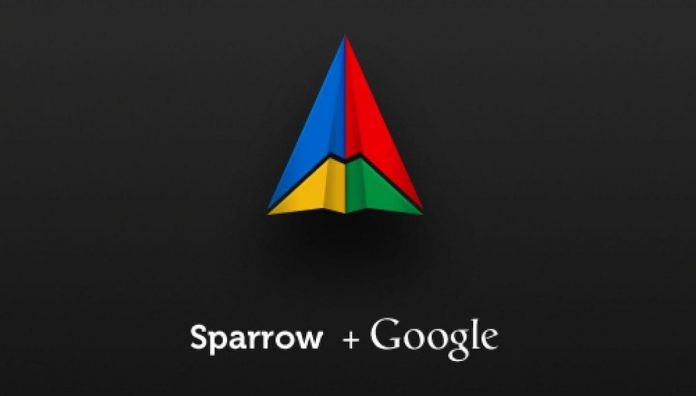 Google Has Acquired Popular Email Client Sparrow-techinfoBiT