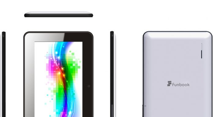 Micromax Launches 10.1 Inches Tablet FunBook Pro for Rs 9,999