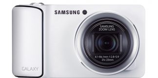 "Samsung Announced ""Galaxy Camera"" Officially, Revealed Ahead of Launch - techinfoBiT"