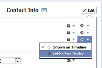 How to Replace or Hide Your Facebook.com E-mail Address - techinfoBiT