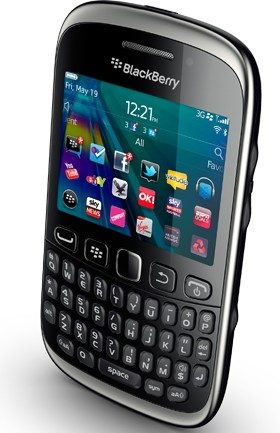 BlackBerry Curve 9320 and Its Key Specifications - techinfoBiT
