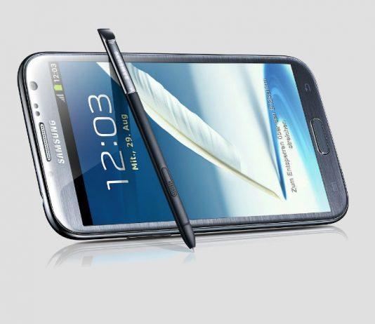 First Look: Samsung Galaxy Note II | Galaxy Note II N7100 - techinfoBiT