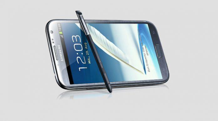 First Look: Samsung Galaxy Note II | Galaxy Note II N7100 - techinfoBiT