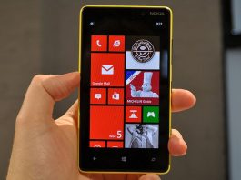 Nokia Announced Lumia 820 With a 4.3-Inch AMOLED Display - techinfoBiT