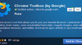 Chrome-Toolbox - techinfoBiT