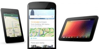 Google Announces New Nexus Phone and Tablets - techinfoBiT