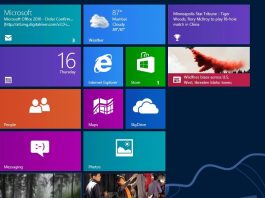 How to Switch From Windows 8 StartScreen to the Desktop - techinfoBiT