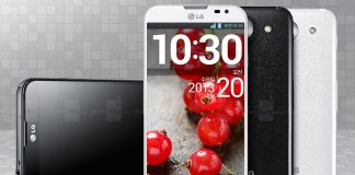Key Specifications and Features of LG Optimus G - techinfoBiT