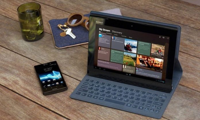 Sony Xperia Tablet S and Its Key Features-Specifications - techinfoBiT
