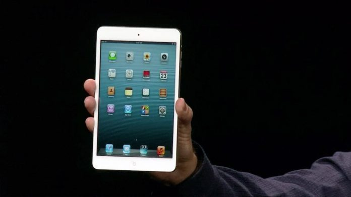 iPad Mini Officially Announced, Having 7.9 Inches Display - techinfoBiT