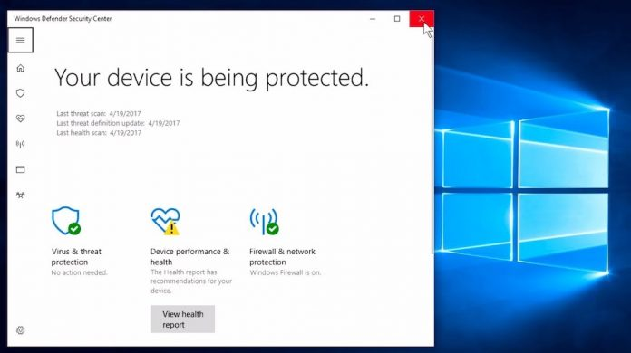 How to Find and Remove a Virus in Windows 8 Using Windows Defender - techinfoBiT