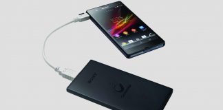 Sony Launches CP-F1L, CP-F2L Portable Chargers - techinfoBiT