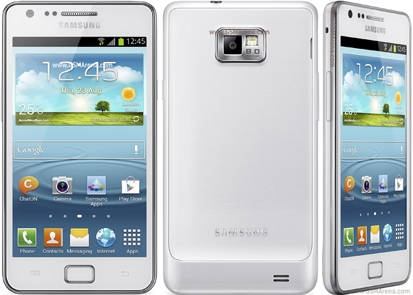 Key Specifications of Samsung I9105 Galaxy S II Plus