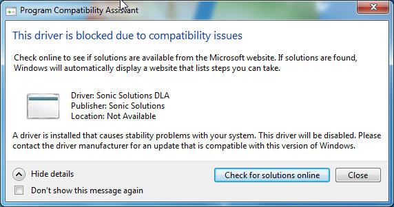 Old Software/Driver Compatibility Issues on Windows 8 | Install Any Old Software/Driver on Windows 8 - techinfoBiT