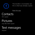 Transfer Contacts and Other Data From Nokia's S40 or S60 Phone to Nokia Lumia