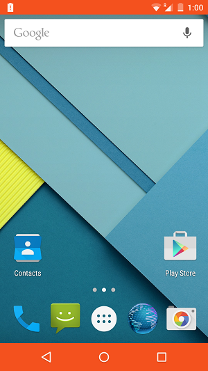 Install Android 5.0-Lollipop Preview on Nexus 5 | Review Android Lollipop Preview On Nexus 5 - techinfoBiT