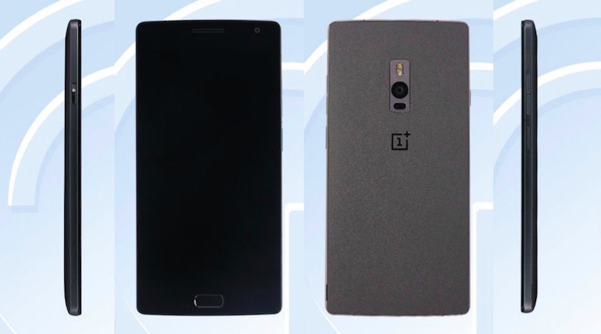 oneplus 2 Tenna design official oneplus one
