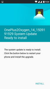 OnePlus 2 Started Receiving OxygenOS 2.1.0 Update | OnePlus 2 Update | Oxygen OS Update - techinfoBiT
