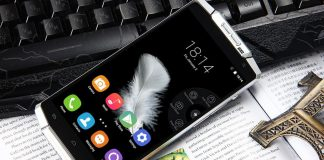 A Smartphone With Largest Battery Capacity - Oukitel K10000 - techinfoBiT