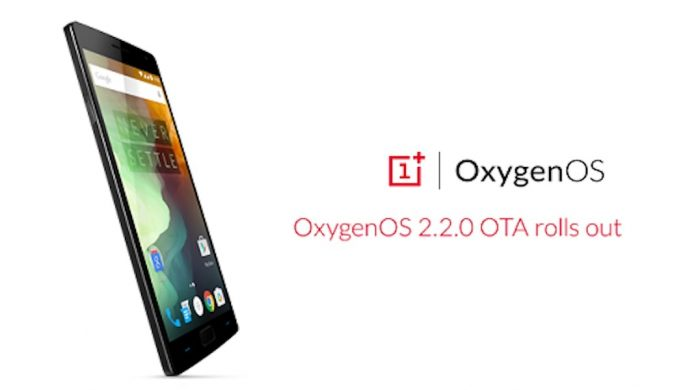 OxygenOS 2.2.0 is Available for OnePlus 2 | Upgrade OnePlus 2 Manually to OxygenOS 2.2.0 - techinfoBiT