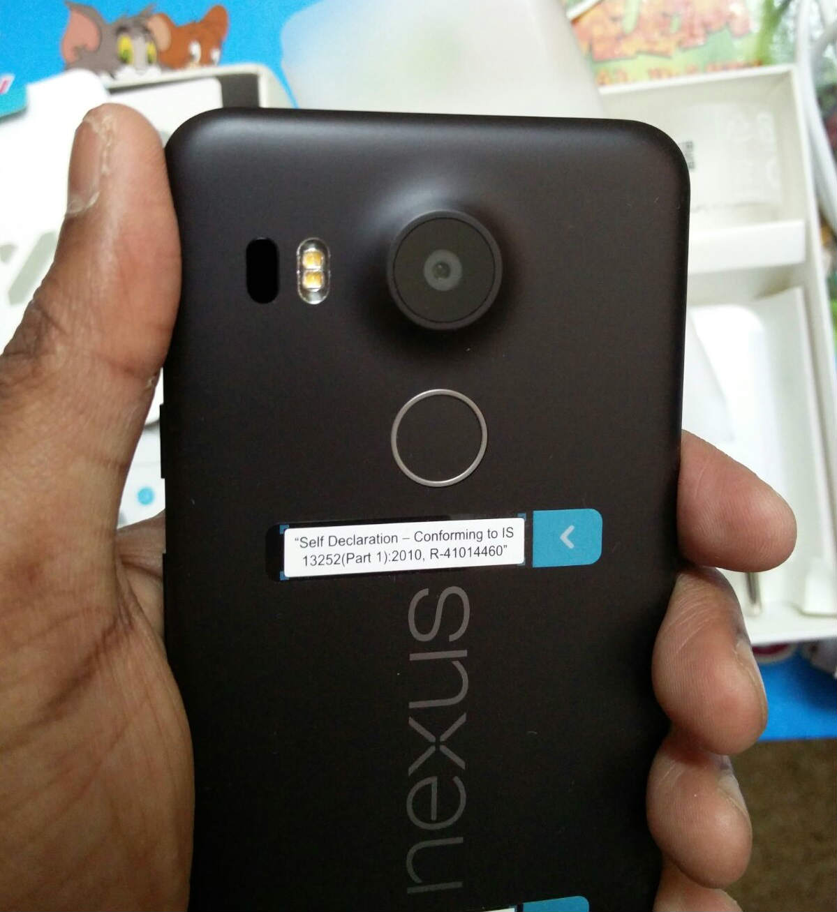 Review Nexus 5X | Google Nexus 5X Review - techinfoBiT