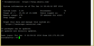 Setup Secure NGINX Server