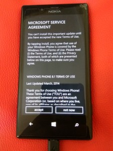 Install Windows 10 On Lumia 720 - techinfoBiT