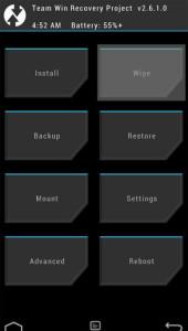 How To Install TWRP On Moto G2 XT1068 Install Custom Recovery On Moto G2 XT1068