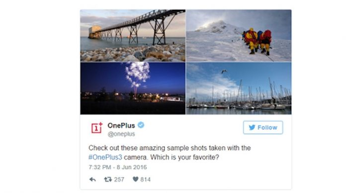 OnePlus 3 Camera Sample | OnePlus 3 Release Date in India | Price of OnePlus 3 in India - techinfoBiT