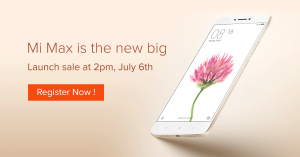 Xiaomi Mi Max Officially Launched In India Price Of Mi Max In India - techinfoBiT