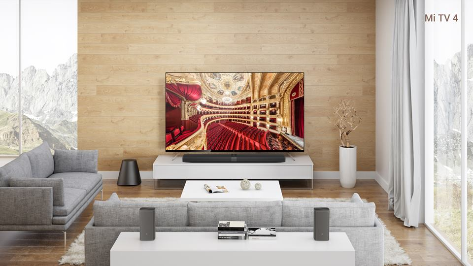 CES Xiaomi Has Revealed The Mi TV 4 - One Of The Slimmest Smart TV Till Date-Tech-Blog-India-Bangalore-techinfoBiT