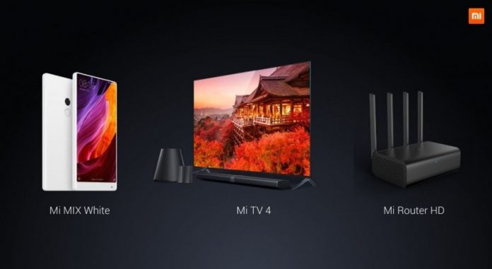 CES Xiaomi Has Revealed The Mi TV 4 - One Of The Slimmest Smart TV Till Date-techinfoBiT-Indian-tech-Blog-Bangalore