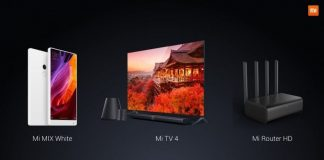 CES: Xiaomi Has Revealed The Mi TV 4 - One of the Slimmest SmartTV Till Date - techinfoBiT