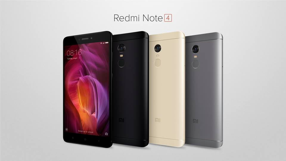 Xiaomi Redmi Note 4 - The Next Redmi Device Released In India-techinfoBiT