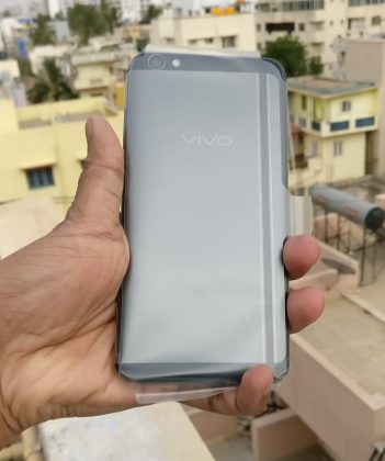 Unboxing And Review Of Vivo V5s Specifications, Price And Release Date-Design And Build-techinfoBiT