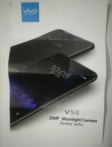 Vivo Is Launching V5s Specifications, Price & Release Date In India-tech-blogger