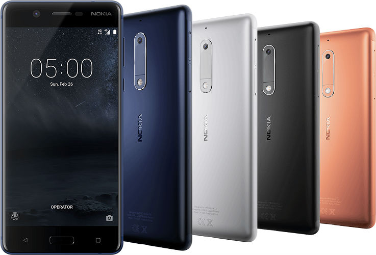 HMD Global May Launch 3 Nokia Android SmartPhones In India By June 13-techinfoBiT-Release-Date-In-India