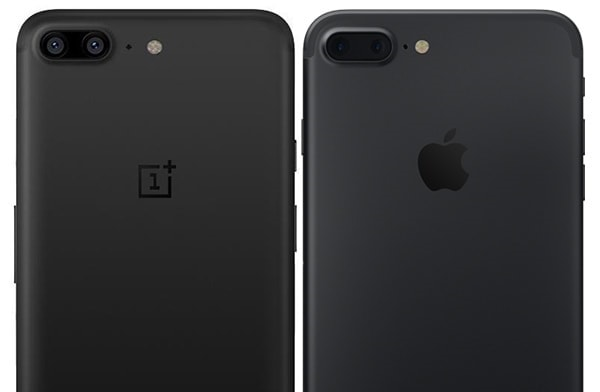 OnePlus Has Launched The Much Hyped iPhone 7 Plus Copy OnePlus 5 Is Available On Amazon-techinfoBiT-Buy OnePlus 5