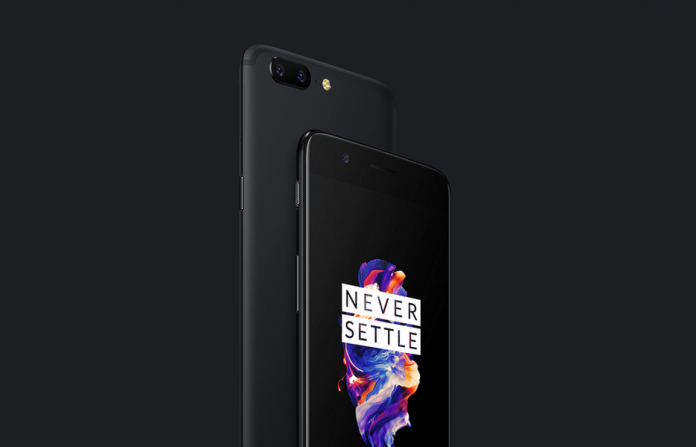 OnePlus Has Launched The Much Hyped iPhone 7 Plus Copy OnePlus 5 Is Available On Amazon-techinfoBiT-Buy OnePlus 5-Offers