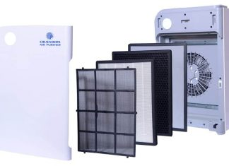 Buy Crusaders room air purifiers XJ-4001B, XJ-3100, and XJ-2900 online-techinfoBiT (2)