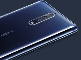 Nokia 8 Is Coming To India In October With Dual Rear Camera & Bothie Feature-techinfoBiT-Price-Release-Date