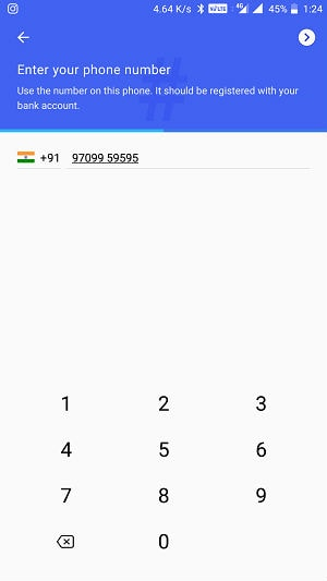 All You Need To Know About Google Tez How To Create Your Tez Account-techinfoBiT-How-To-Create Account