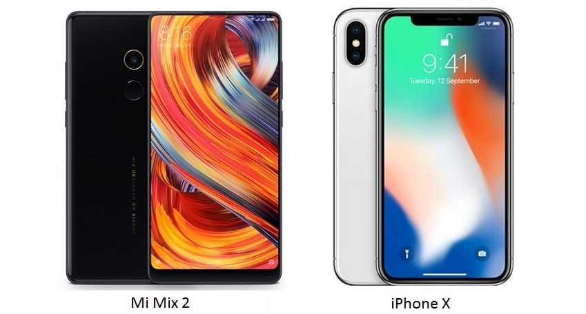 New Apple iPhones Are Up-to 43 Percent Expensive In India-techinfoBiT- Buy-iPhone-x-India-price-X-Mi-Mix-2