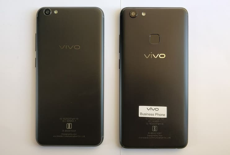 Review Vivo V7 Plus - A Less-bezels Phone With 24 MP Selfie Camera-techinfoBiT-India-Buy-Price-Release-Date