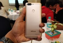InFocus Unveiled Vision 3 SmartPhone With Dual Rear Camera & 4000 mAh Battery-techinfoBiT-Buy On Amazon