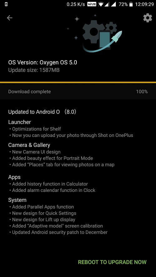 OnePlus Rolled Out Oreo 8.0 Update For OnePlus 5 How To Get The Oreo Update Now-techinfoBiT