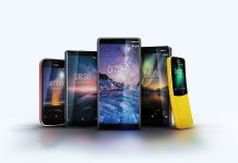 HMD Global Has Introduced 5 New Phones, Including Revamped Nokia 8110-Price, Release Date-Nokia 6-Nokia 1-Nokia 8 Sirocco-Nokia 7 Plus-techinfoBiT