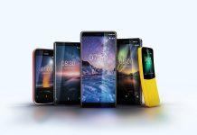 HMD Global Has Introduced 5 New Phones, Including Revamped Nokia 8110-Price, Release Date-Nokia 6-Nokia 1-Nokia 8 Sirocco-Nokia 7 Plus-techinfoBiT
